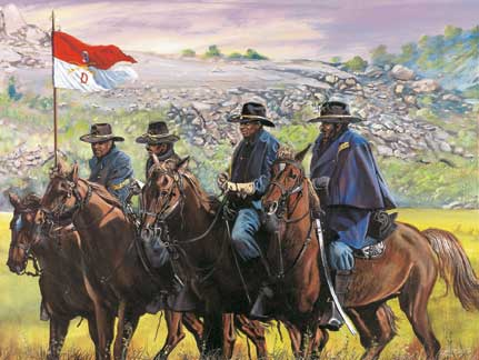 8 Facts about Cathay Williams, Female Buffalo Soldier